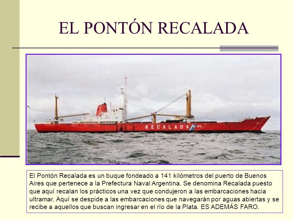 EL PONTÓN RECALADA