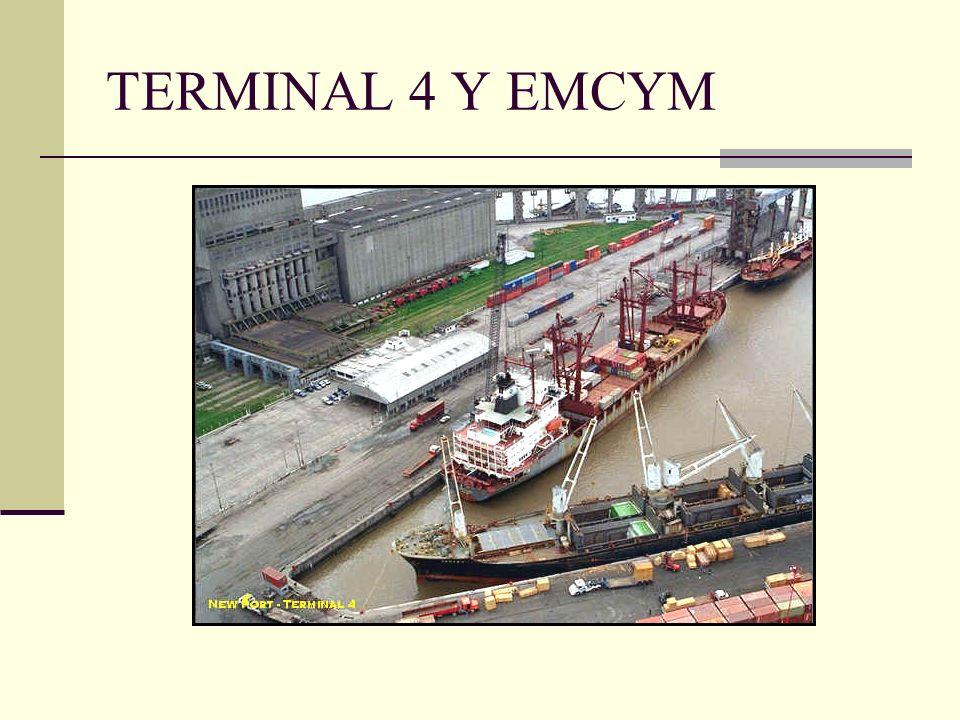TERMINAL 4 Y EMCYM