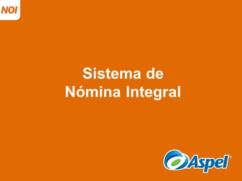 Sistema de Nómina Integral