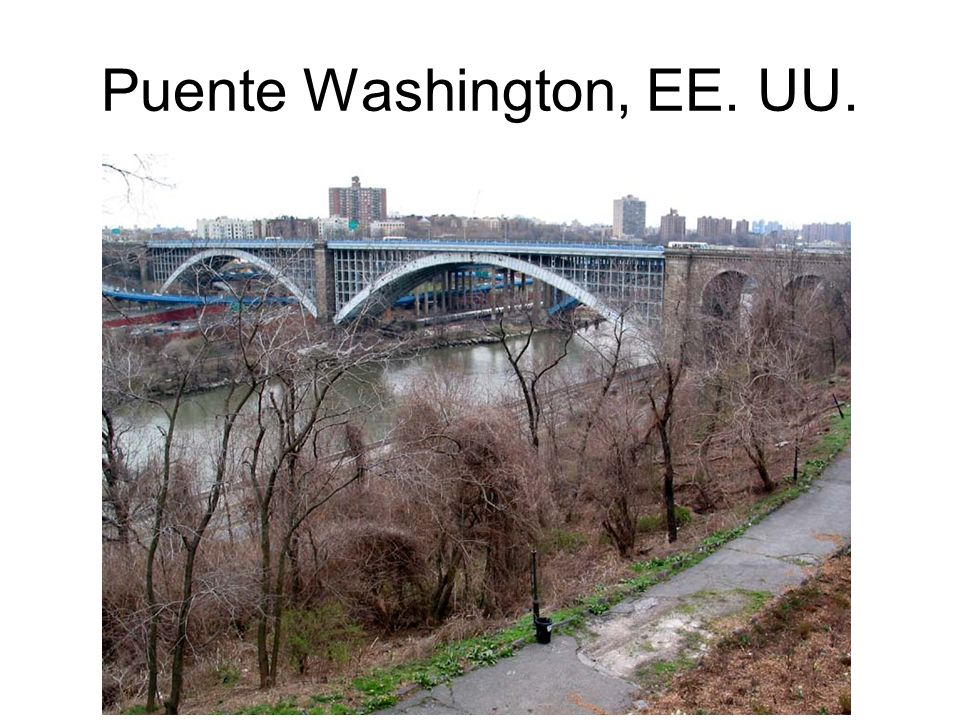Puente Washington, EE. UU.