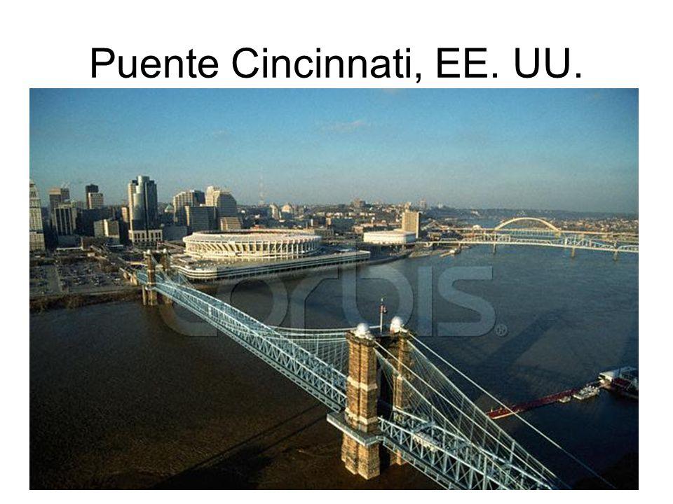 Puente Cincinnati, EE. UU.