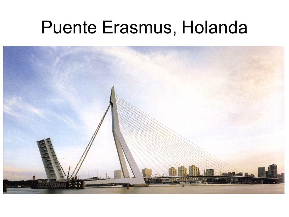 Puente Erasmus, Holanda