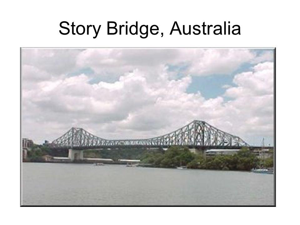 Story Bridge, Australia