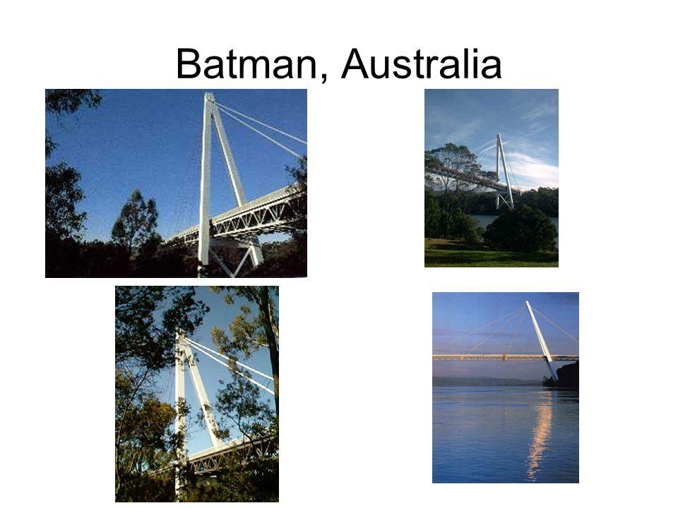 Batman, Australia
