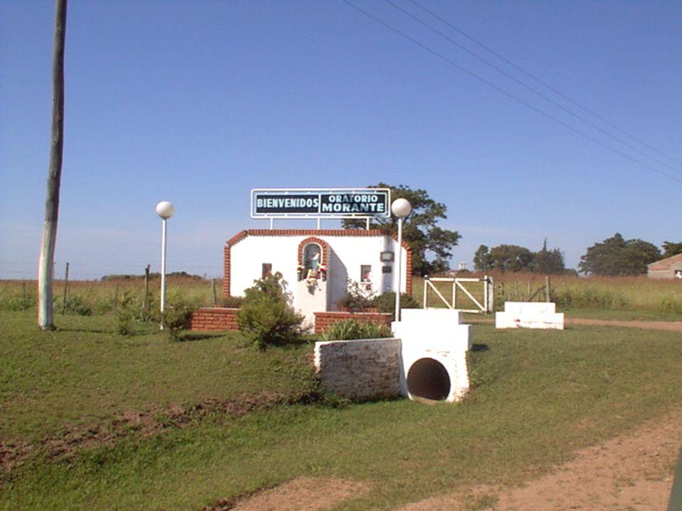 Así llegamos al Oratorio Morante, en la localidad de Godoy, distante aproximadamente a 30 Km.