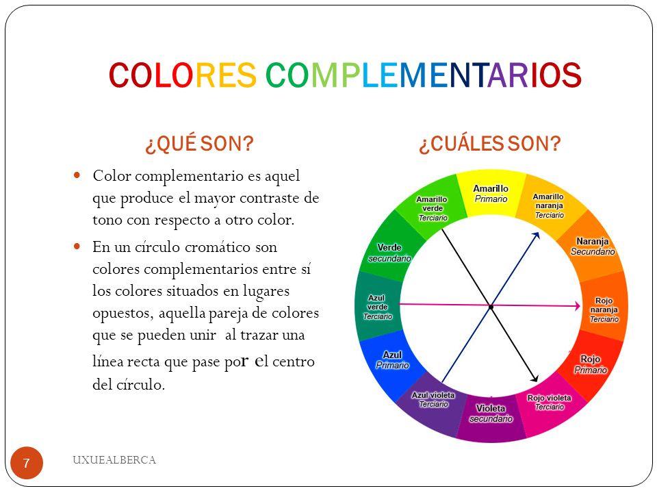 Teoria del color uxuealberca ppt descargar for Cuales son los colores minimalistas