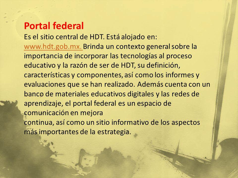 Portal federal