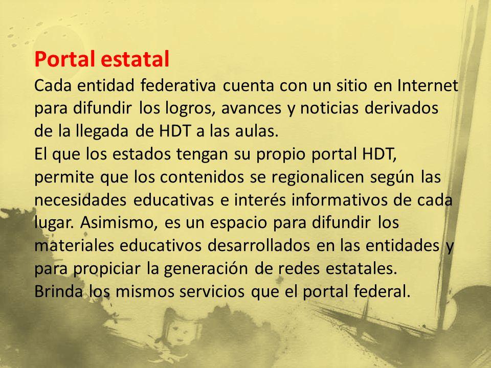 Portal estatal