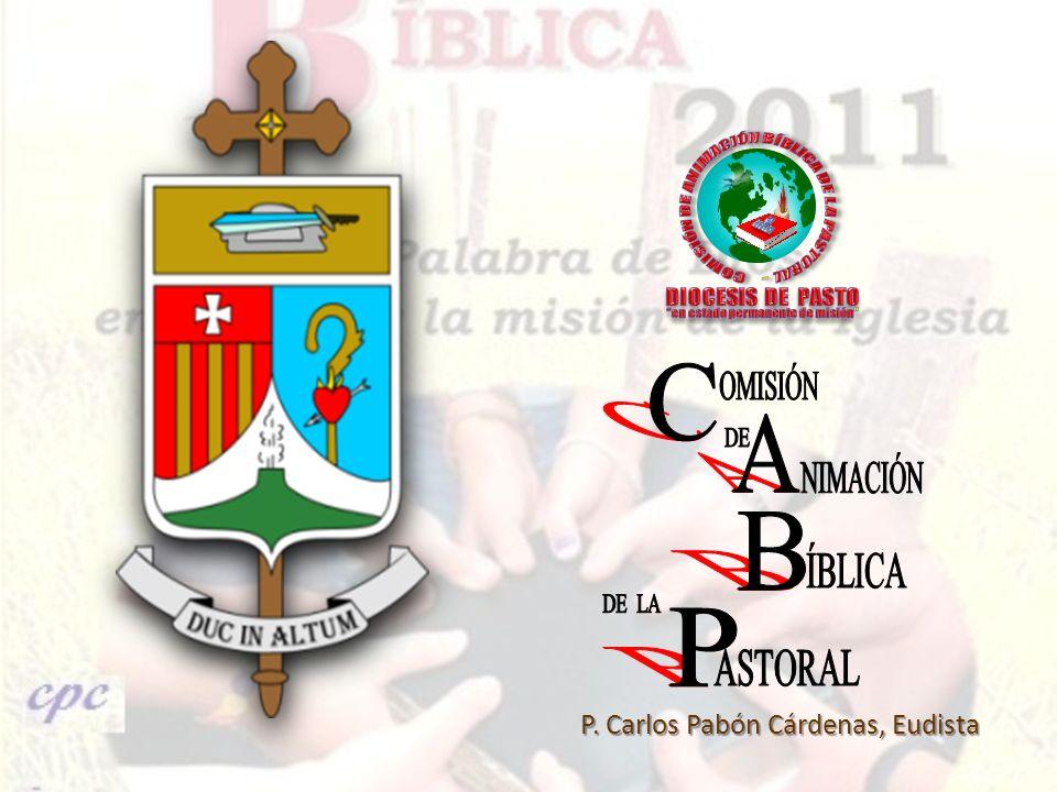 C A B P P. Carlos Pabón Cárdenas, Eudista