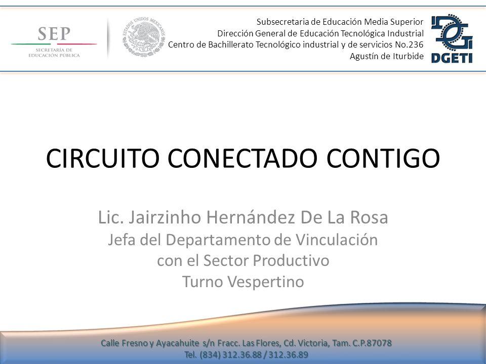 CIRCUITO CONECTADO CONTIGO