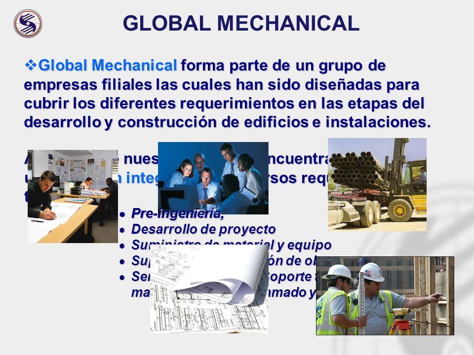 GLOBAL MECHANICAL