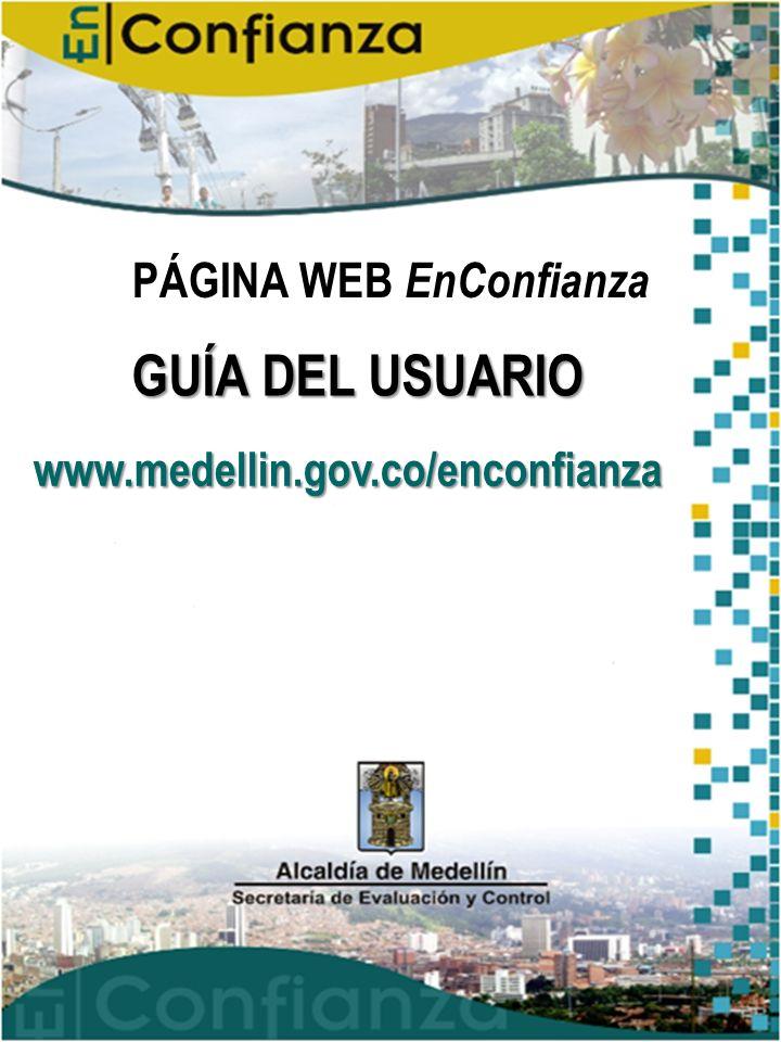 PÁGINA WEB EnConfianza