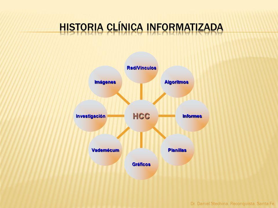Historia Clínica Informatizada