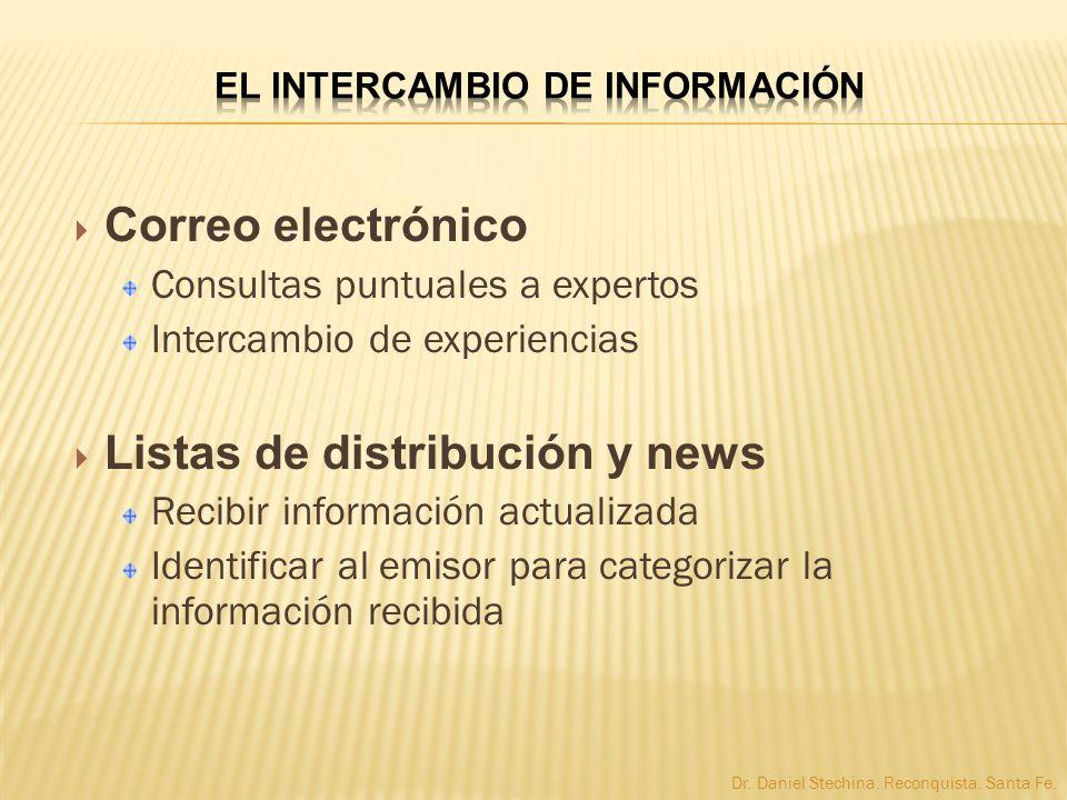 EL INTERCAMBIO DE INFORMACIÓN