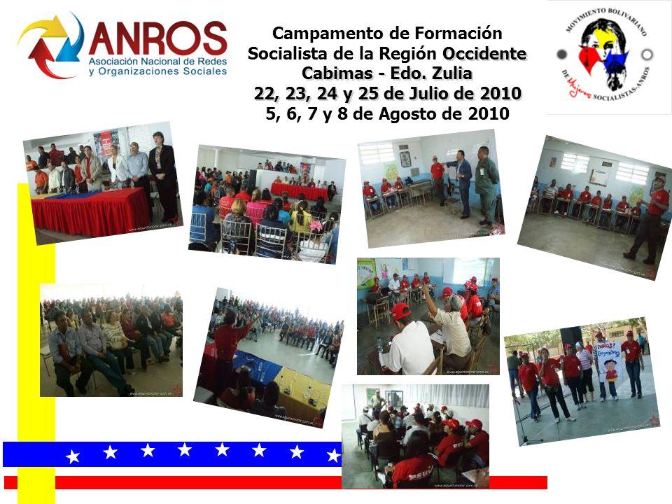 Campamento de Formación Socialista de la Región Occidente