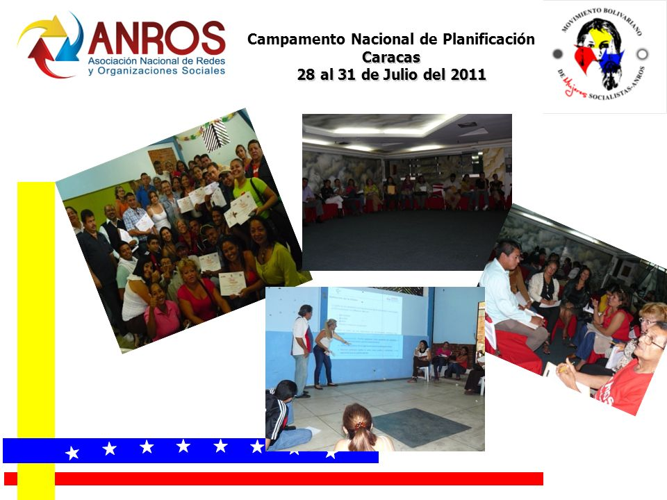Campamento Nacional de Planificación
