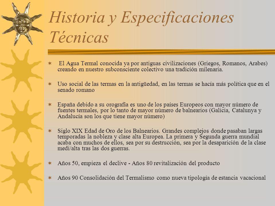 Historia y Especificaciones Técnicas