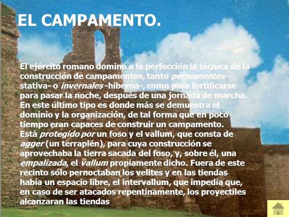 EL CAMPAMENTO.