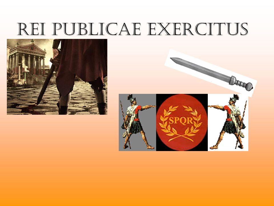 REI PUBLICAE EXERCITUS