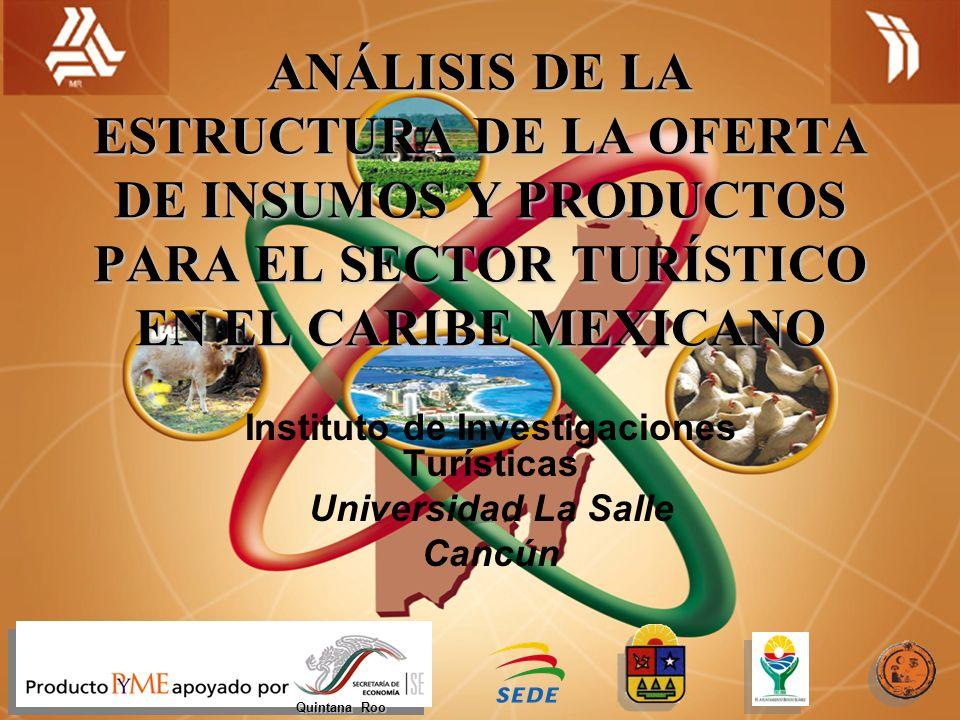 Instituto de Investigaciones Turísticas Universidad La Salle Cancún