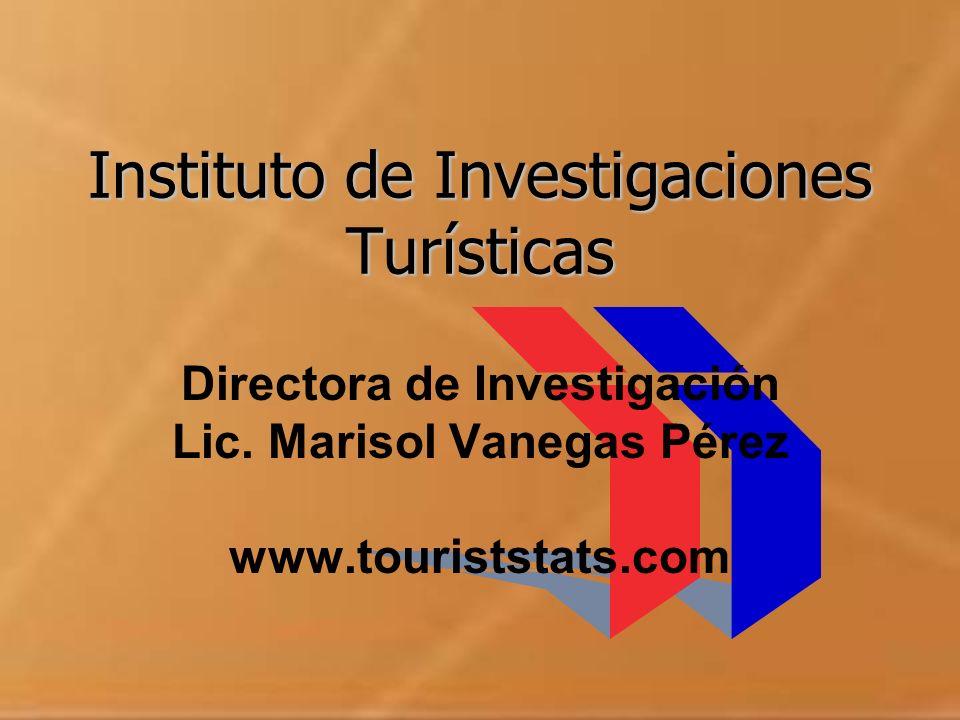 Instituto de Investigaciones Turísticas