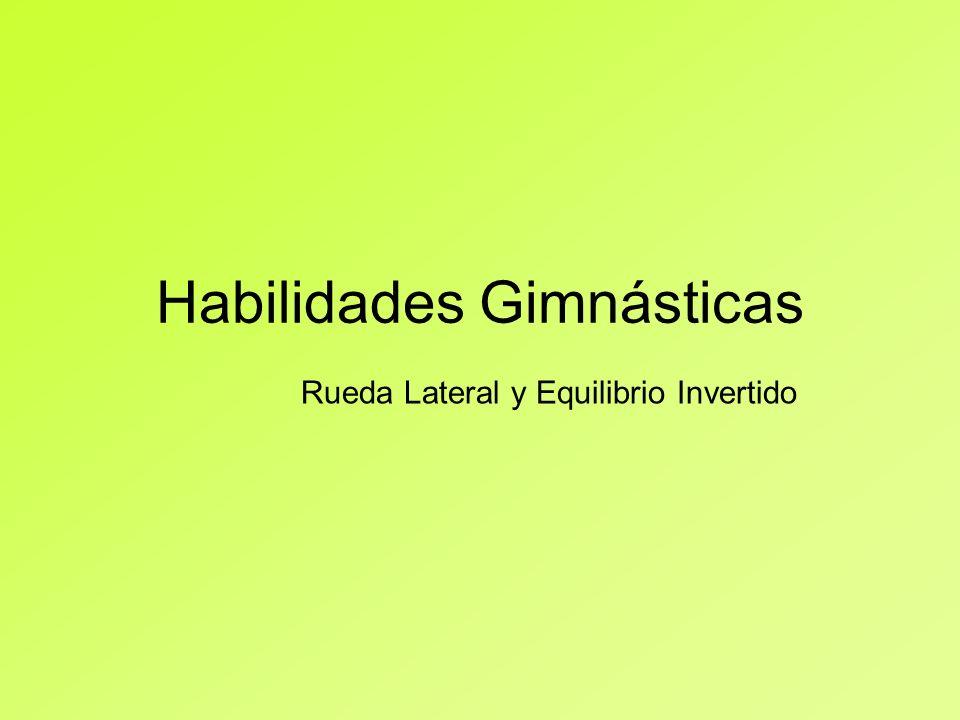 Habilidades Gimnásticas