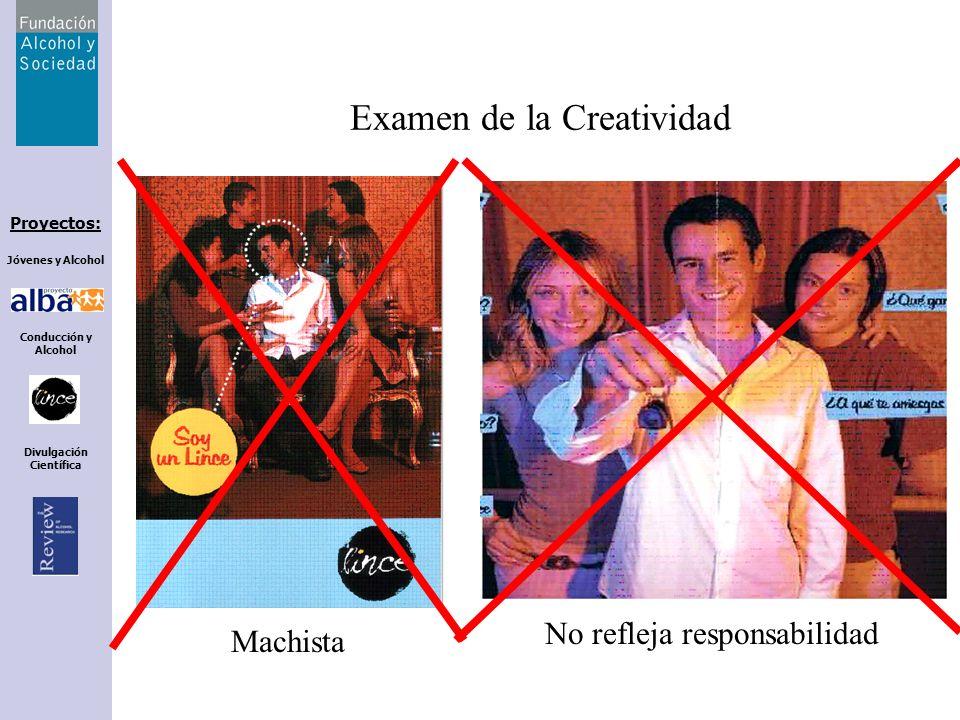 Examen de la Creatividad