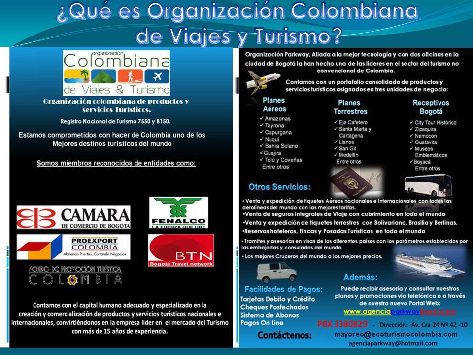 ¿Qué es Organización Colombiana