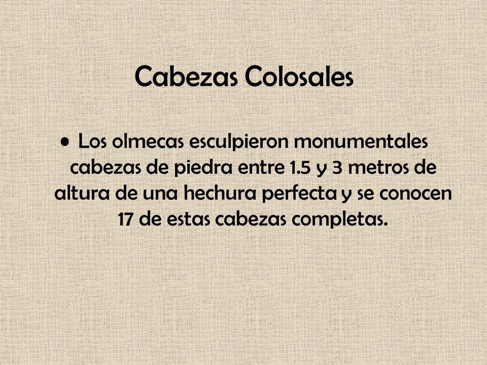 Cabezas Colosales