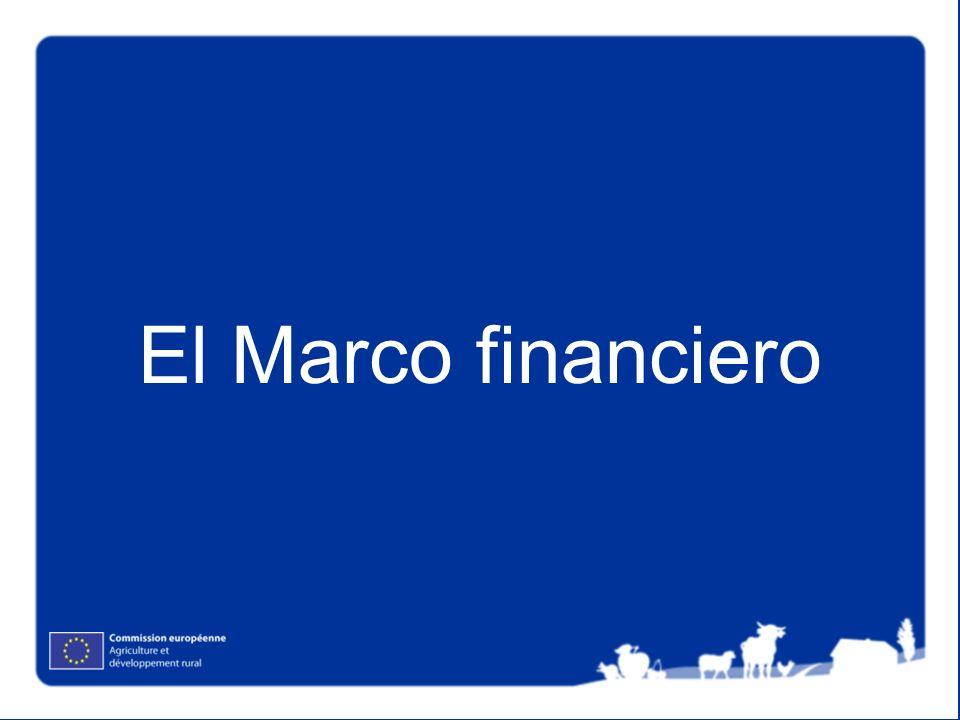 El Marco financiero