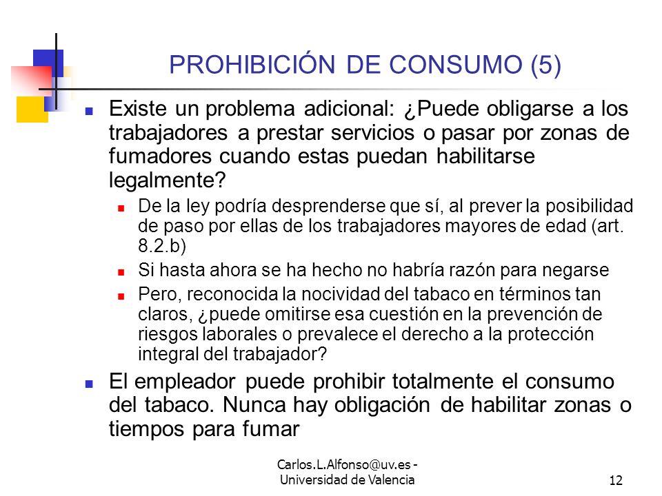 PROHIBICIÓN DE CONSUMO (5)
