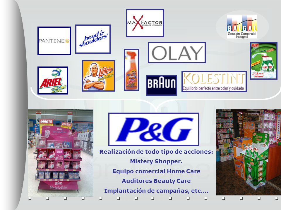 Realización de todo tipo de acciones: Mistery Shopper.