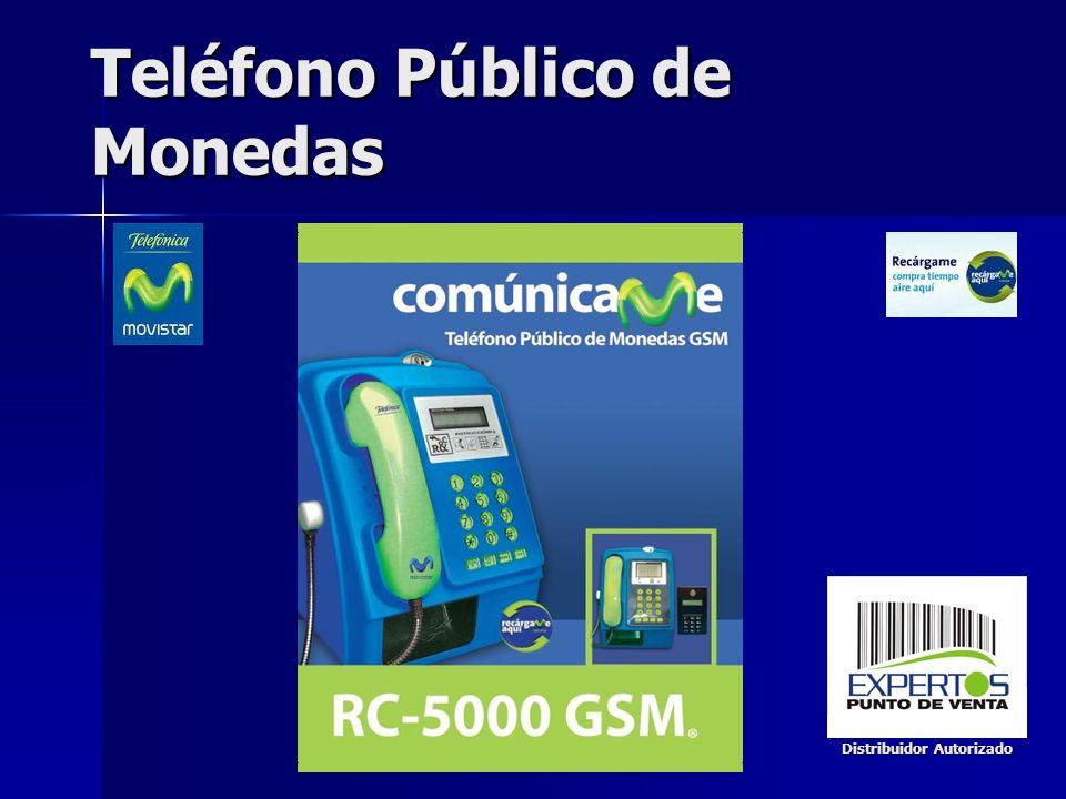 Teléfono Público de Monedas