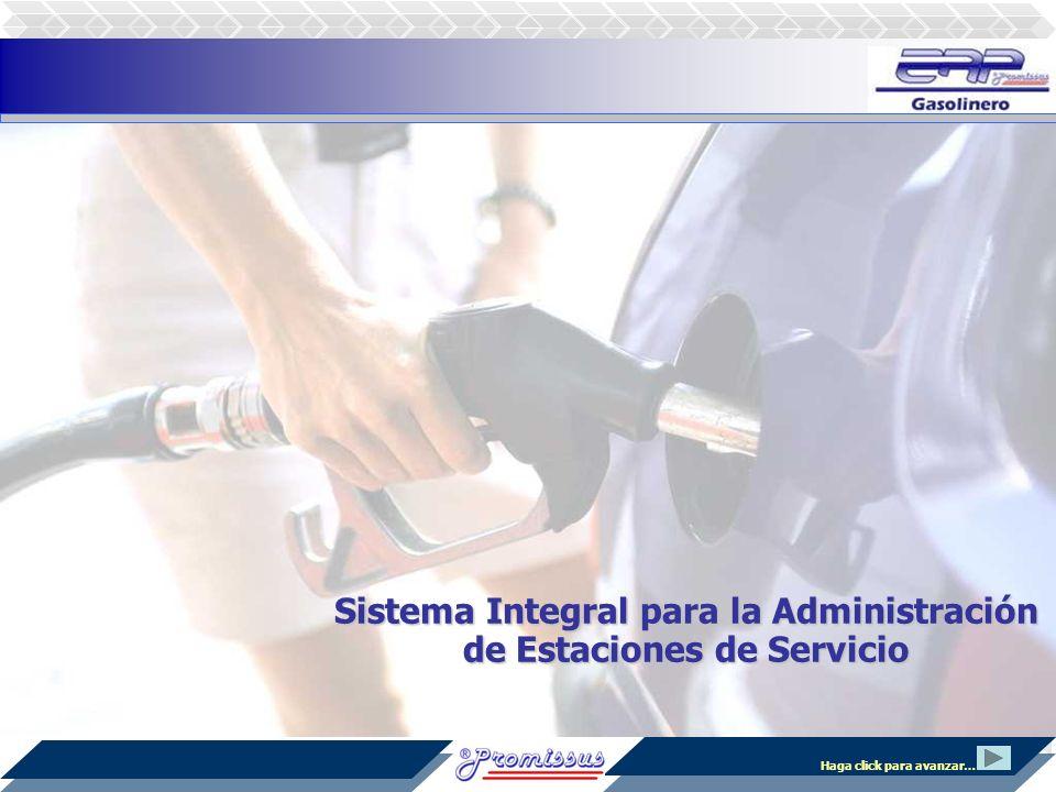 Sistema Integral para la Administración de Estaciones de Servicio