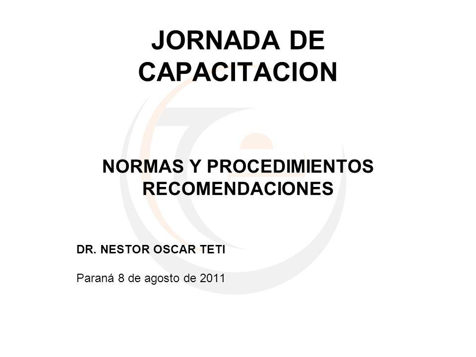 JORNADA DE CAPACITACION