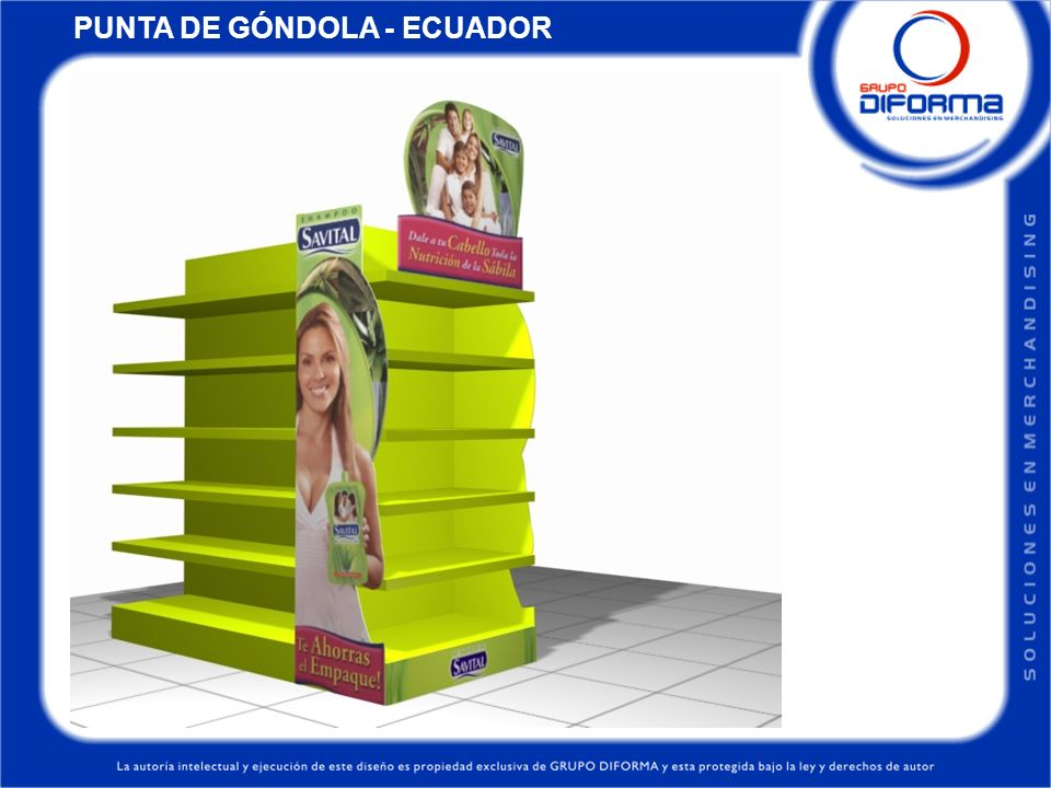 PUNTA DE GÓNDOLA - ECUADOR