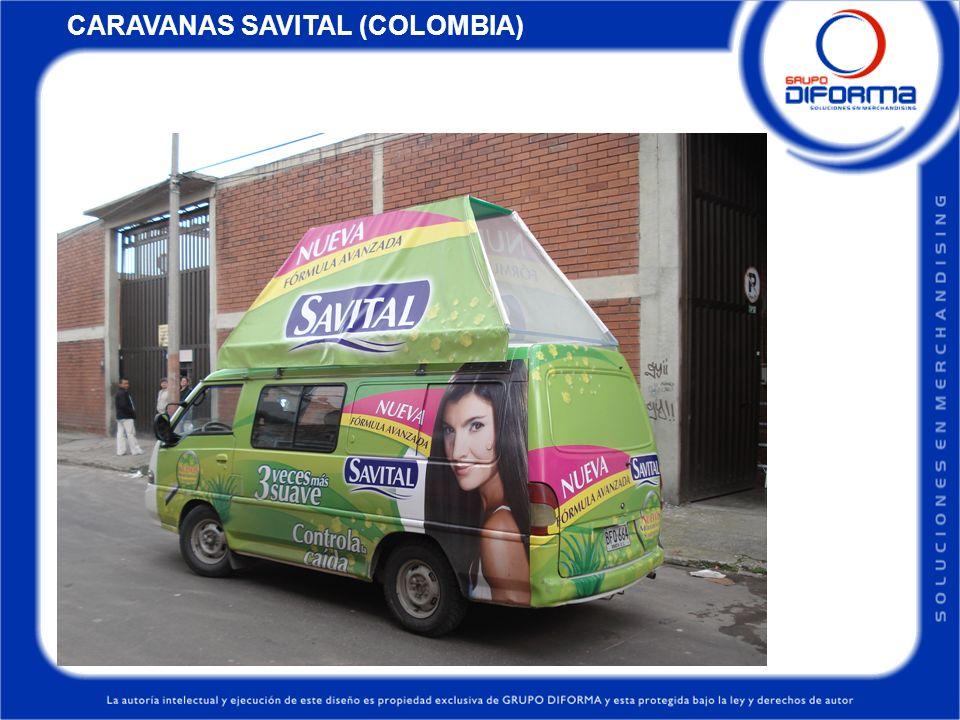 CARAVANAS SAVITAL (COLOMBIA)