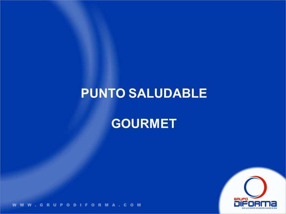 PUNTO SALUDABLE GOURMET