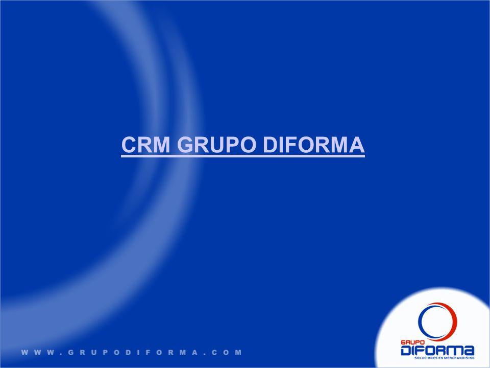 CRM GRUPO DIFORMA