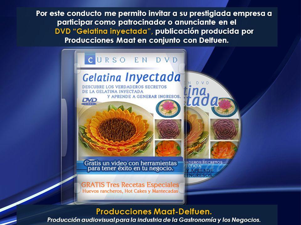 Producciones Maat-Delfuen.