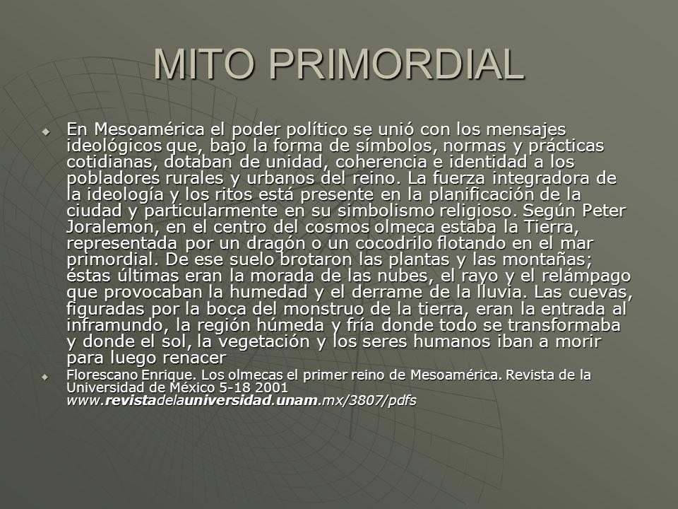 MITO PRIMORDIAL