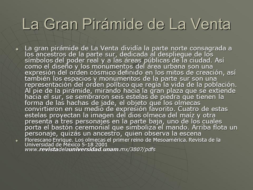 La Gran Pirámide de La Venta
