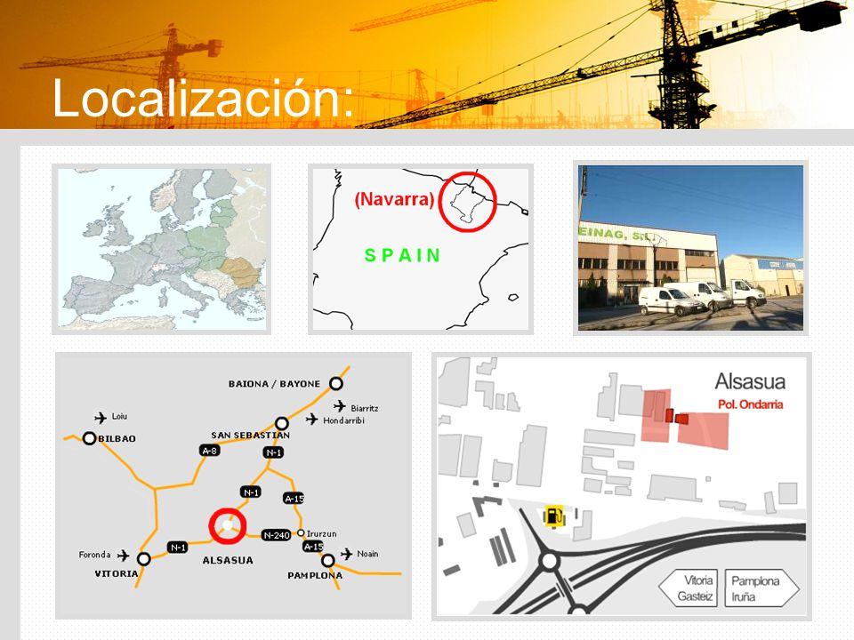 Localización:
