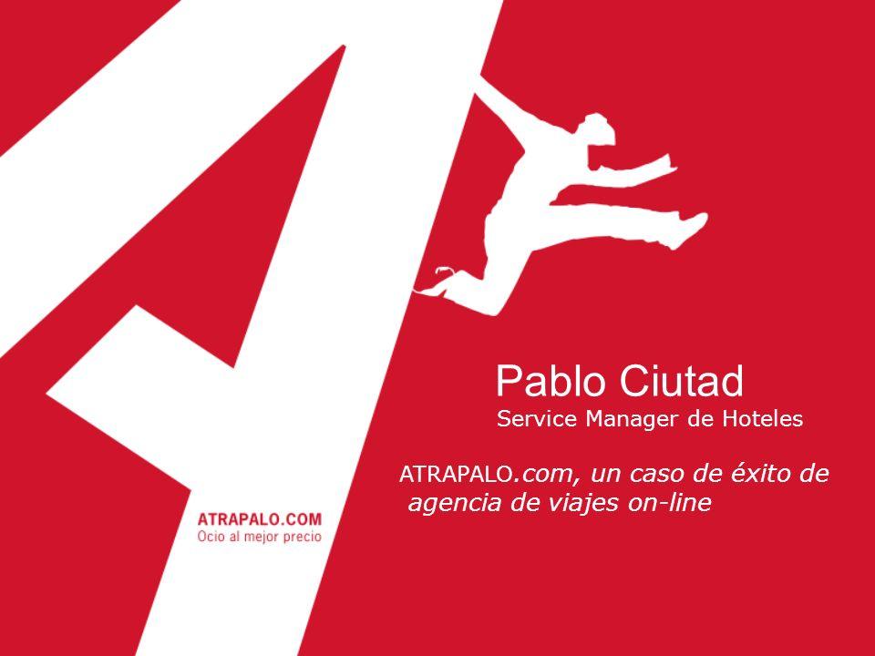 ATRAPALO.com, un caso de éxito de agencia de viajes on-line