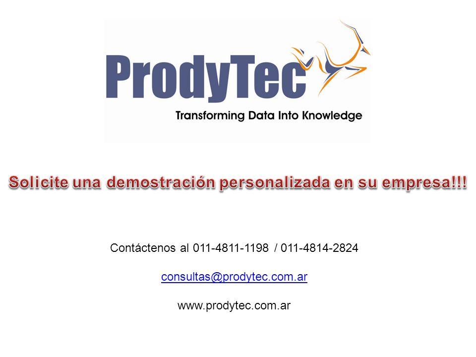 Solicite una demostración personalizada en su empresa!!!