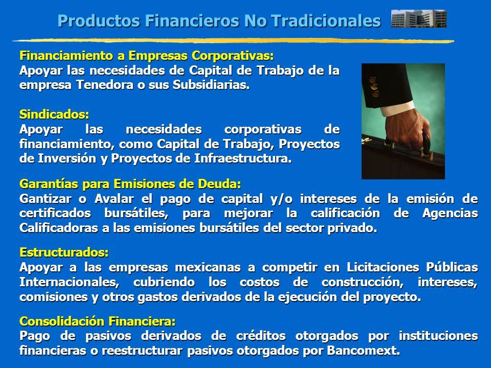 Productos Financieros No Tradicionales
