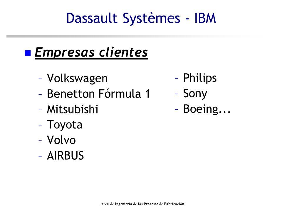 Dassault Systèmes - IBM