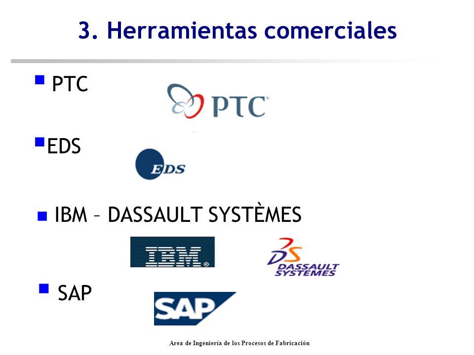 3. Herramientas comerciales