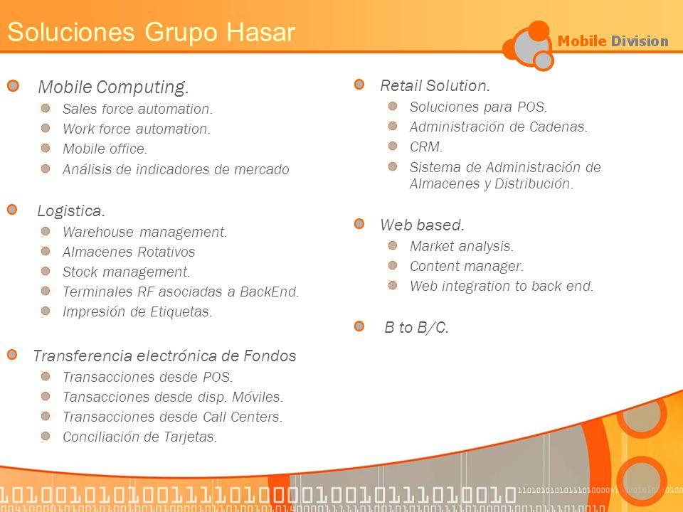 Soluciones Grupo Hasar
