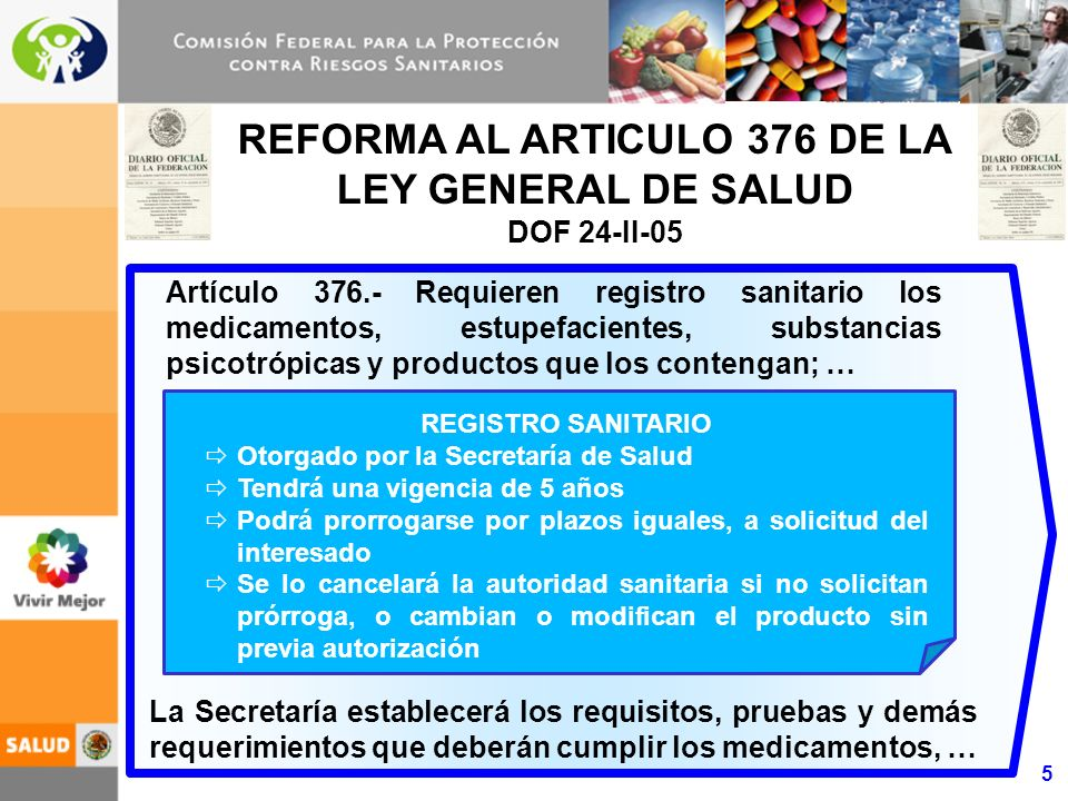 REFORMA AL ARTICULO 376 DE LA